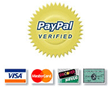 GetDancewear.com is PayPal Verified